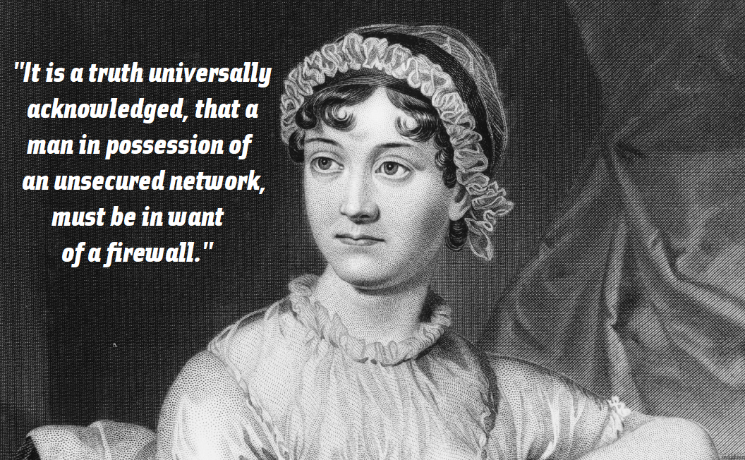 Cents & Extensibility: Affordability, scalability, & SonicWall TZ300 as the Jane Austen of Network Security