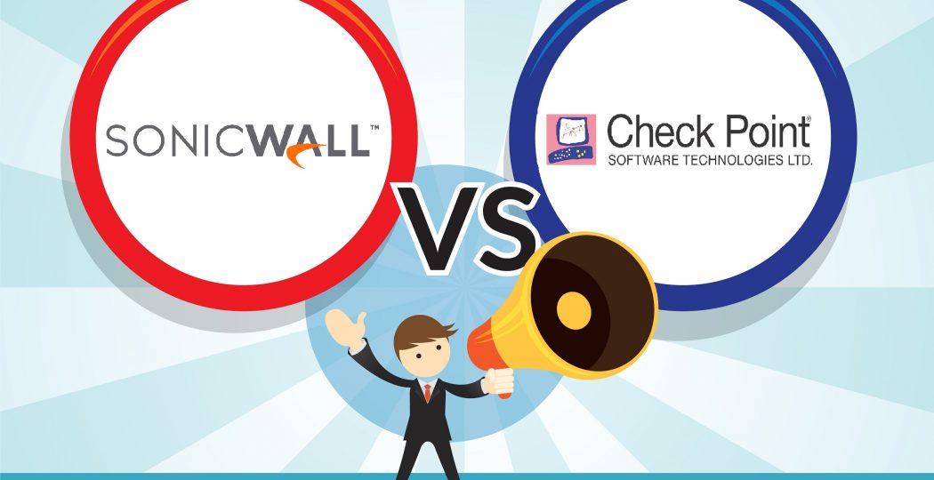 Checkpoint sonicwall comparison