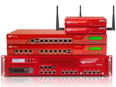 WatchGuard manufacturers all kinds of different firewall appliances