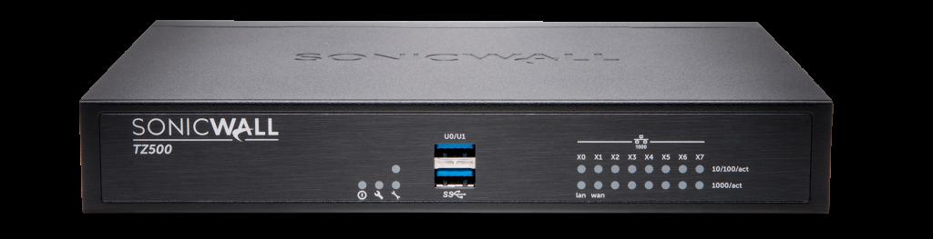 SonicWall TZ500 Next Generation Firewall