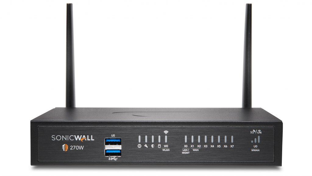 SonicWall TZ270 Wireless Firewall