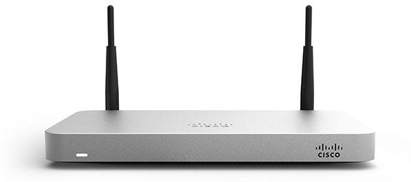 Cisco Meraki MX64W Wireless Firewall