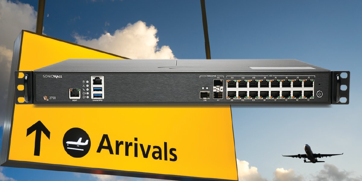 SonicWall NSa 2700 – Next-Gen Security for Mid-Size Organizations