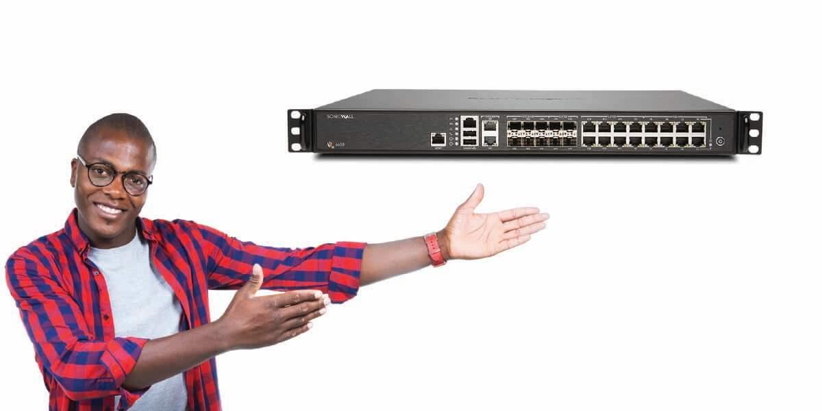 SonicWall NSa 3700 – Advanced Networking for the Advanced Threat Era