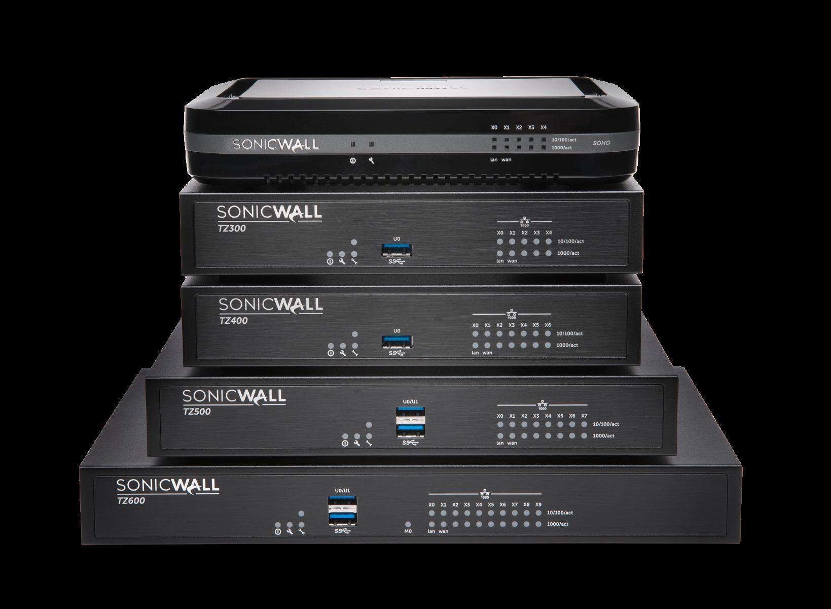 SonicWall Firewalls