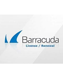 Barracuda Backup Server Appliance 790 Unlimited Cloud Storage Subscription 1 Month