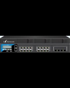 Barracuda CloudGen F-Series Firewall F900 - Model CCC