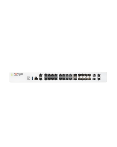 Fortinet FortiGate 100F - Hardware plus ASE FortiCare and FortiGuard 360 Protection - 1 Year