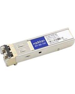 SonicWall 1GB-SX SFP Short Haul Fiber Module - Multi-Mode - No Cable