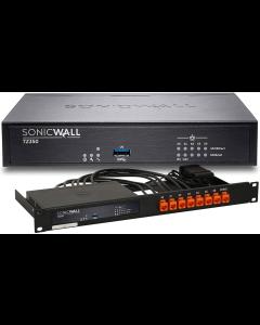 SonicWall TZ350 Firewall Appliance with Rack Mount Kit 01-SWBUN-0020