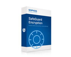 SOPHOS Disk Encryption Advanced